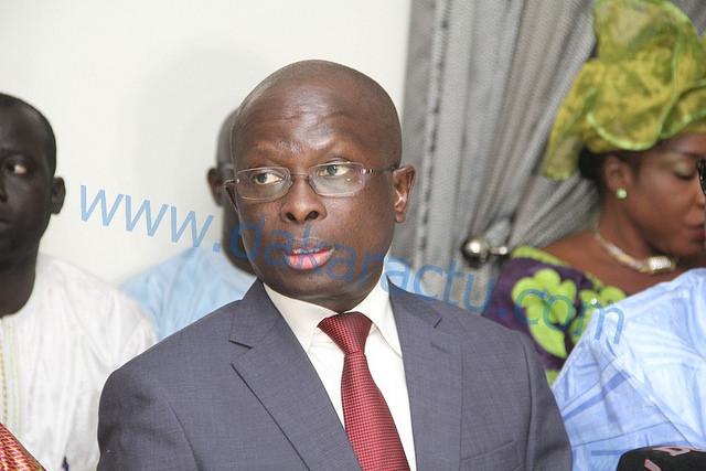 Assemblée nationale : Fada annonce sa démission de la tête du groupe parlementaire libéral