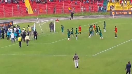 Le match Guinée-Sénégal (U17) arrêté par une chasse aux grigris