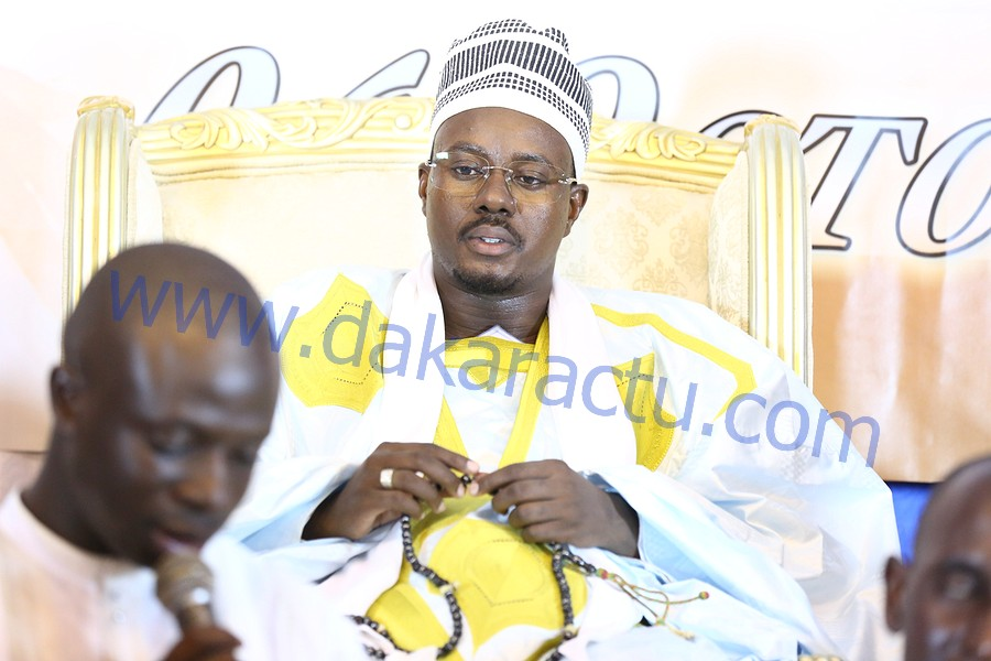 Les images du 21éme Magal de Serigne Abdou Khadre Mbacké à Touba chez CHEIKH BASS ABDOU KHADRE