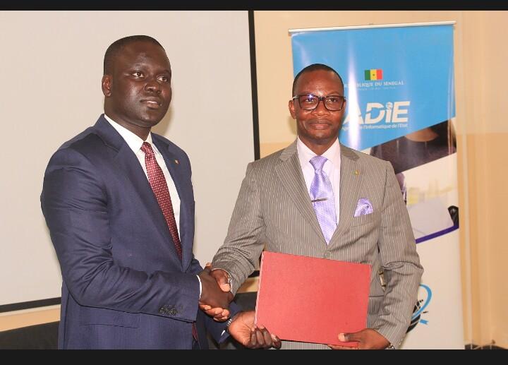 Partenariat : L'Agence de l'Informatique de l'Etat accompagne la modernisation de « Dakar Dem Dikk »