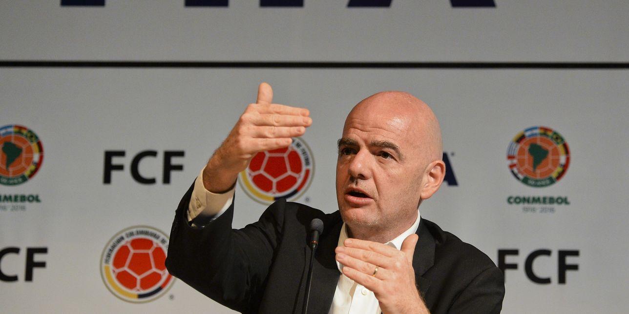 Fifa: Gianni Infantino confirme vouloir «un Mondial à 48 équipes et dans plusieurs pays»