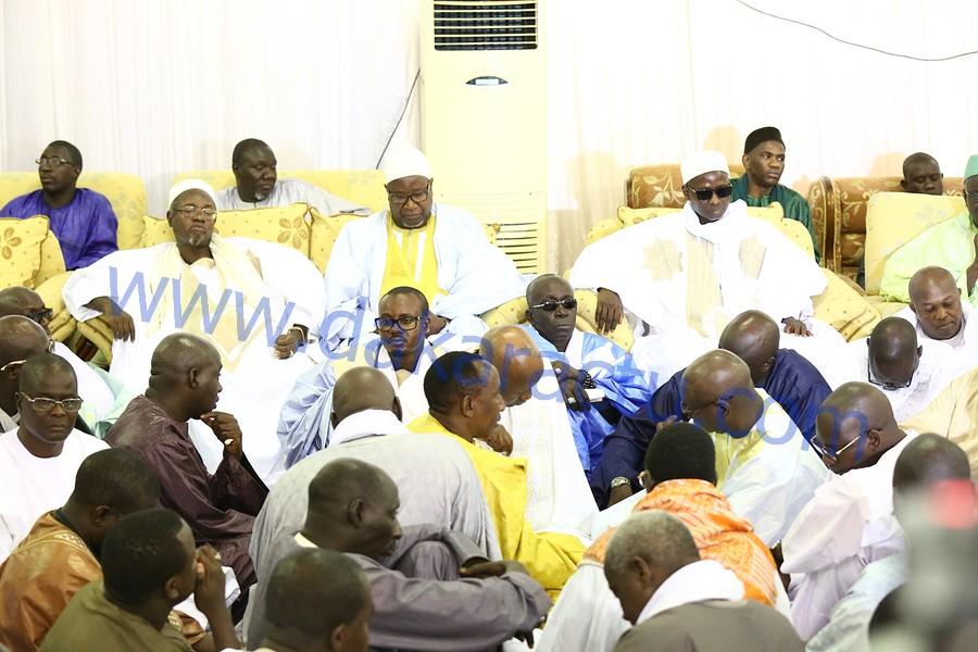 Les images de la Cérémonie Officielle du Magal de Serigne Abdou Khadre Mbacké à Touba