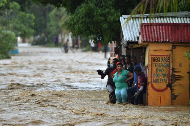 Haïti : L'ouragan Matthew a fait au moins 108 morts (ministre de l'Intérieur)