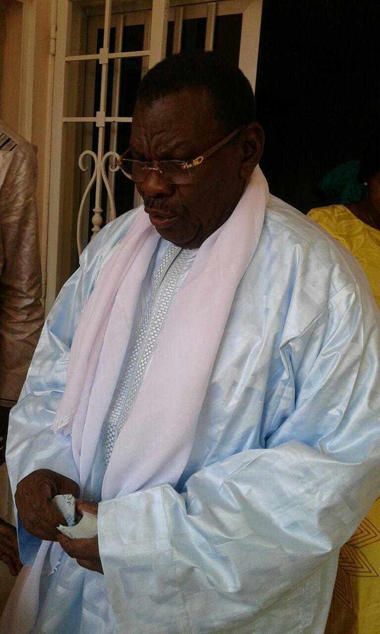 Cheikh Béthio invité à la Célébration du Magal 2016 de GRAND BASSAM