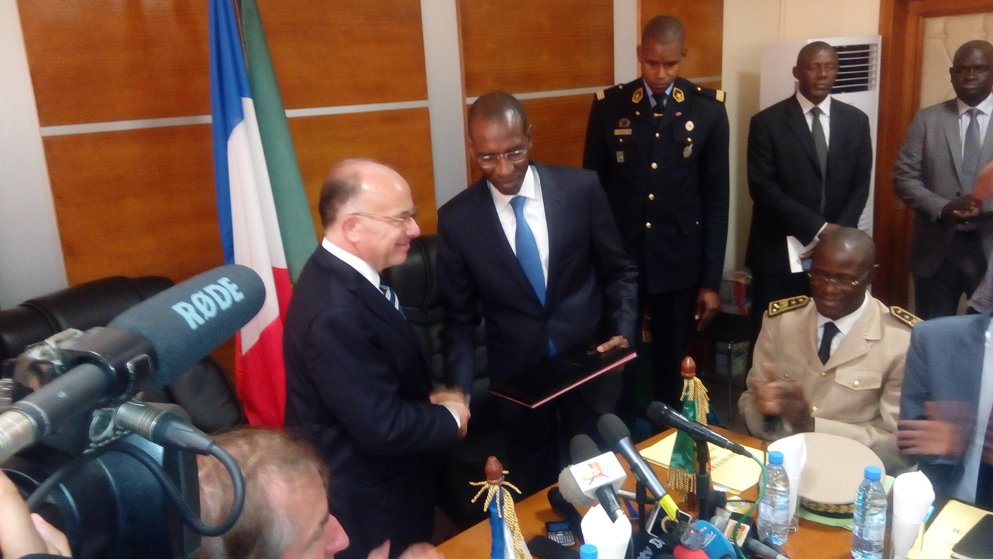 Lutte contre le terrorisme : La France et le Sénégal veulent élargir leur coopération à 14 autres pays