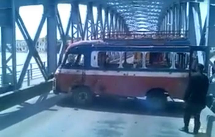 Saint-Louis : le chauffeur de « car rapide » arrêté.