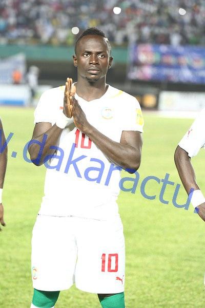 """Sadio Mané sur la victoire des Lions : """"Nous sommes sur la bonne voie"""""""
