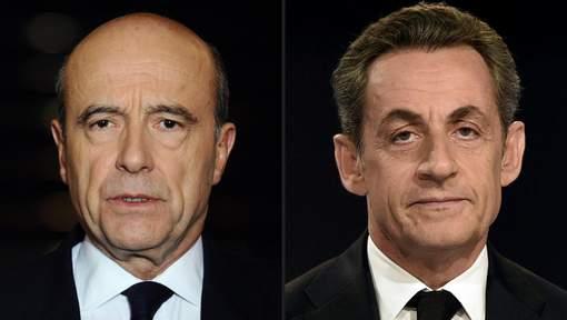 Juppé creuse l'écart avec Sarkozy, selon un nouveau sondage