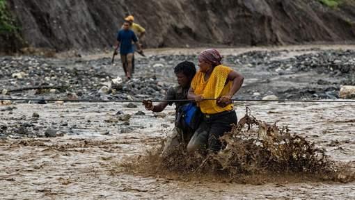 Le bilan haïtien s'alourdit à au moins 372 morts