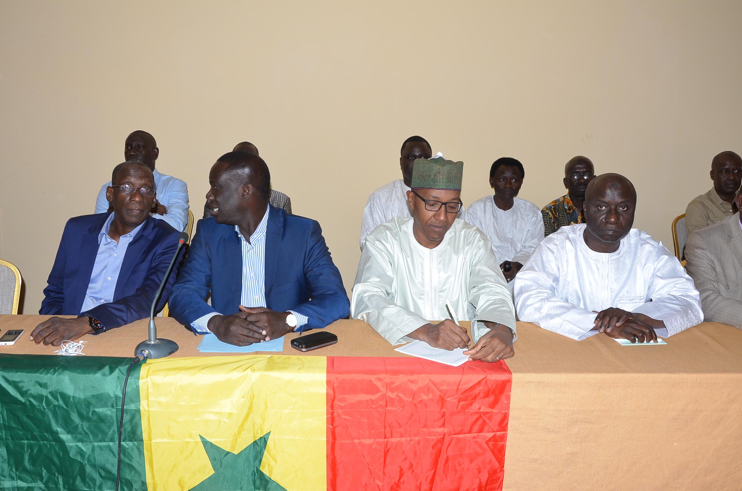 Processus électoral : Mankoo Wattu accuse de triche le Gouvernement et renie à nouveau Abdoulaye Daouda Diallo