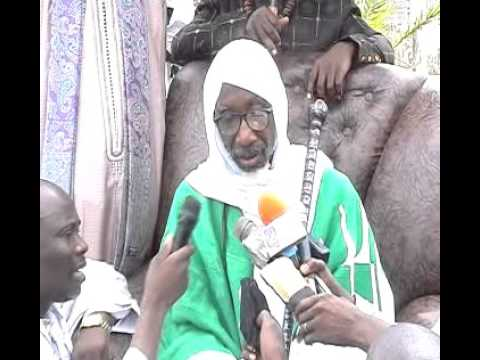 TAMKHARITE 2016 - Cheikh Mouhidine Samba Diallo pour la promotion du «  bébé Achoura »