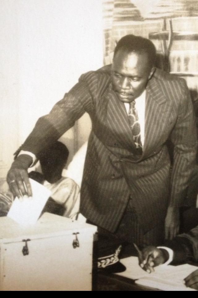 JOUR FERIÉ LE LENDEMAIN DE LA TAMKHARIT : Le legs d'un homme pieux, Feu Mansour Bouna Ndiaye, Ancien Député-Maire de Louga