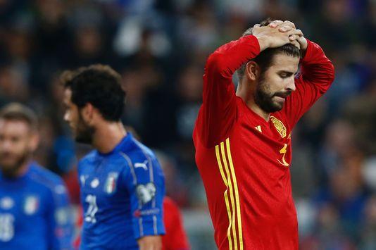 Gerard Piqué, le mal-aimé de la Roja, annonce sa retraite internationale