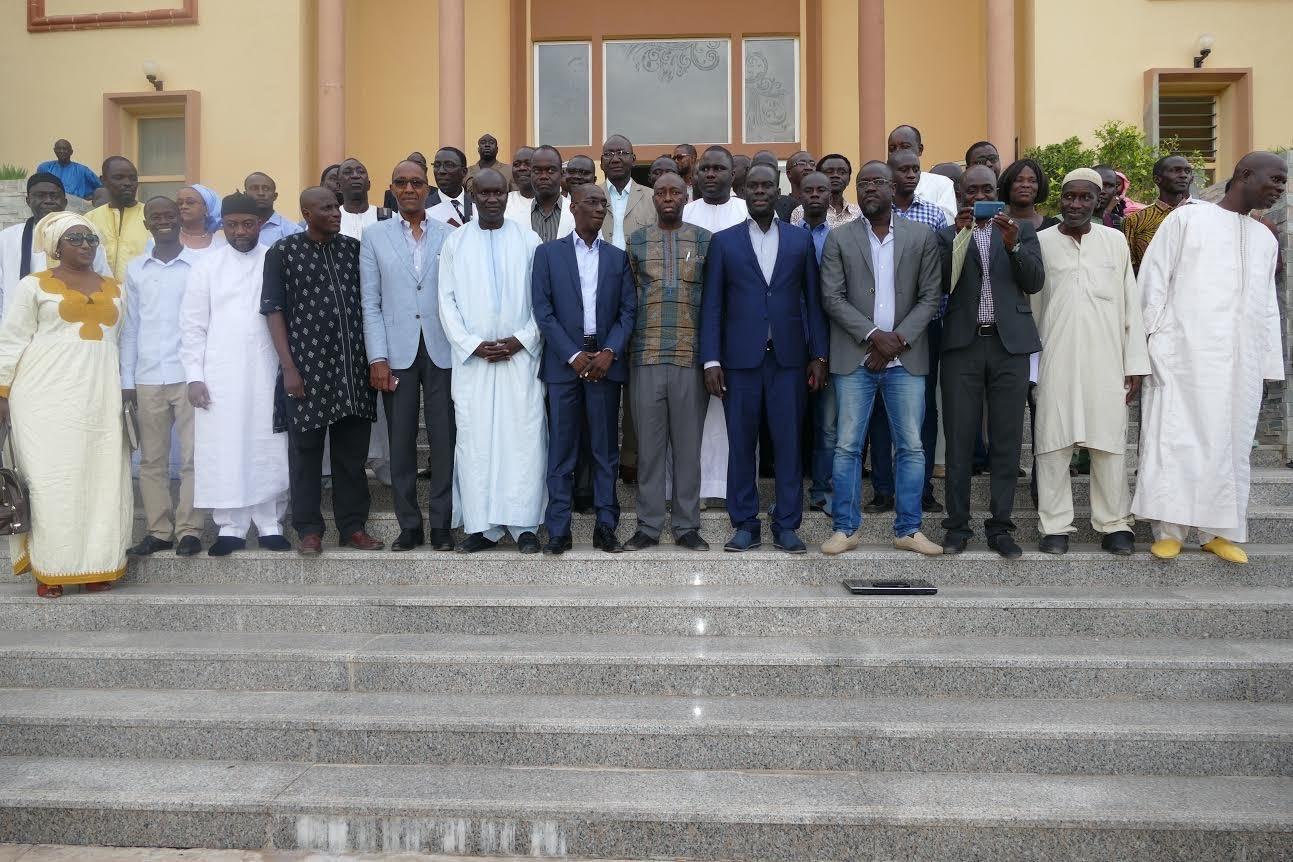 MARCHE DU 14 OCTOBRE : Les leader du Front Manko Wattu Sénégal chez le préfet de Dakar demain matin