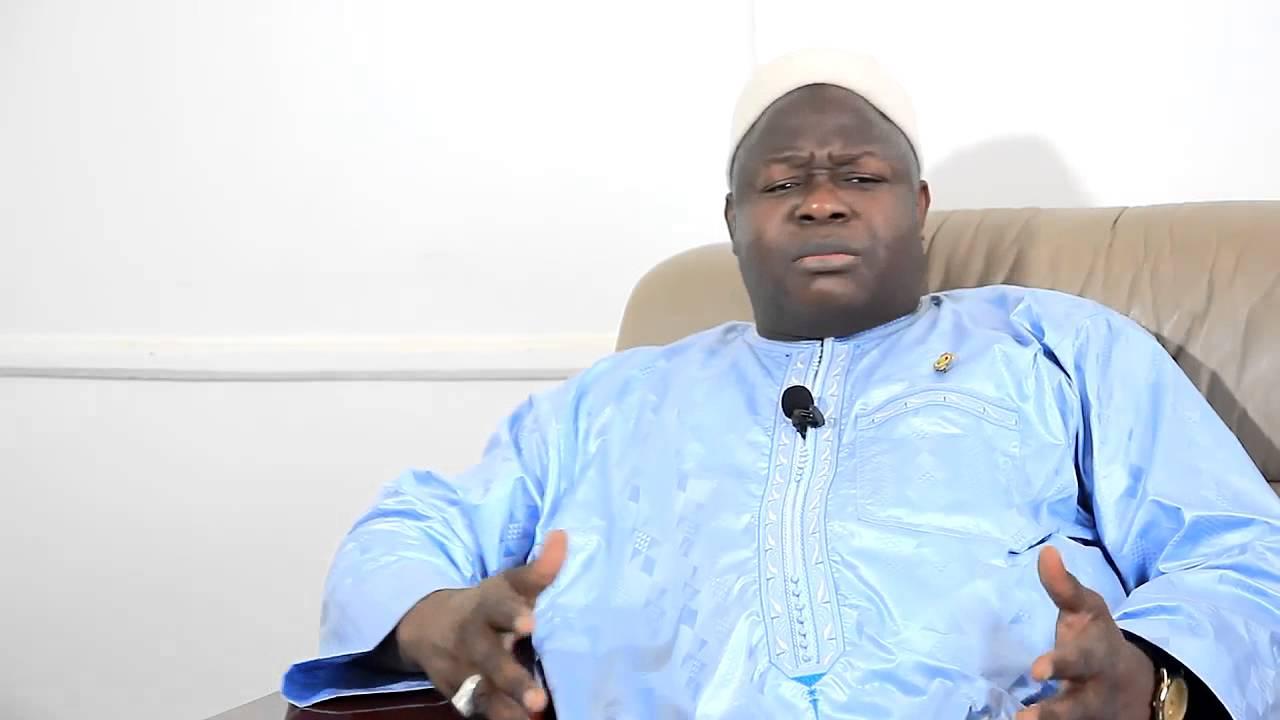 Si Barth Dias n'est pas jugé : Boughazelli menace Sidiki Kaba de plainte
