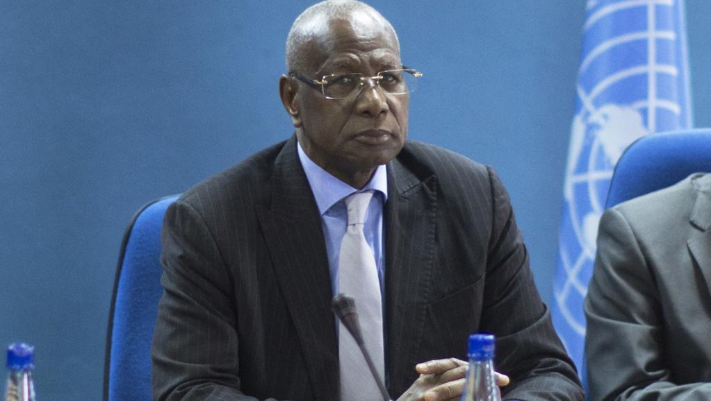 DÉMISSION DE L'ONU : Abdoulaye Bathily quitte Libreville le 30 prochain