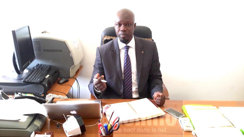 Plus loin avec… Ousmane Sonko, président Pastef : «Les malfaiteurs sont de l'autre côté»