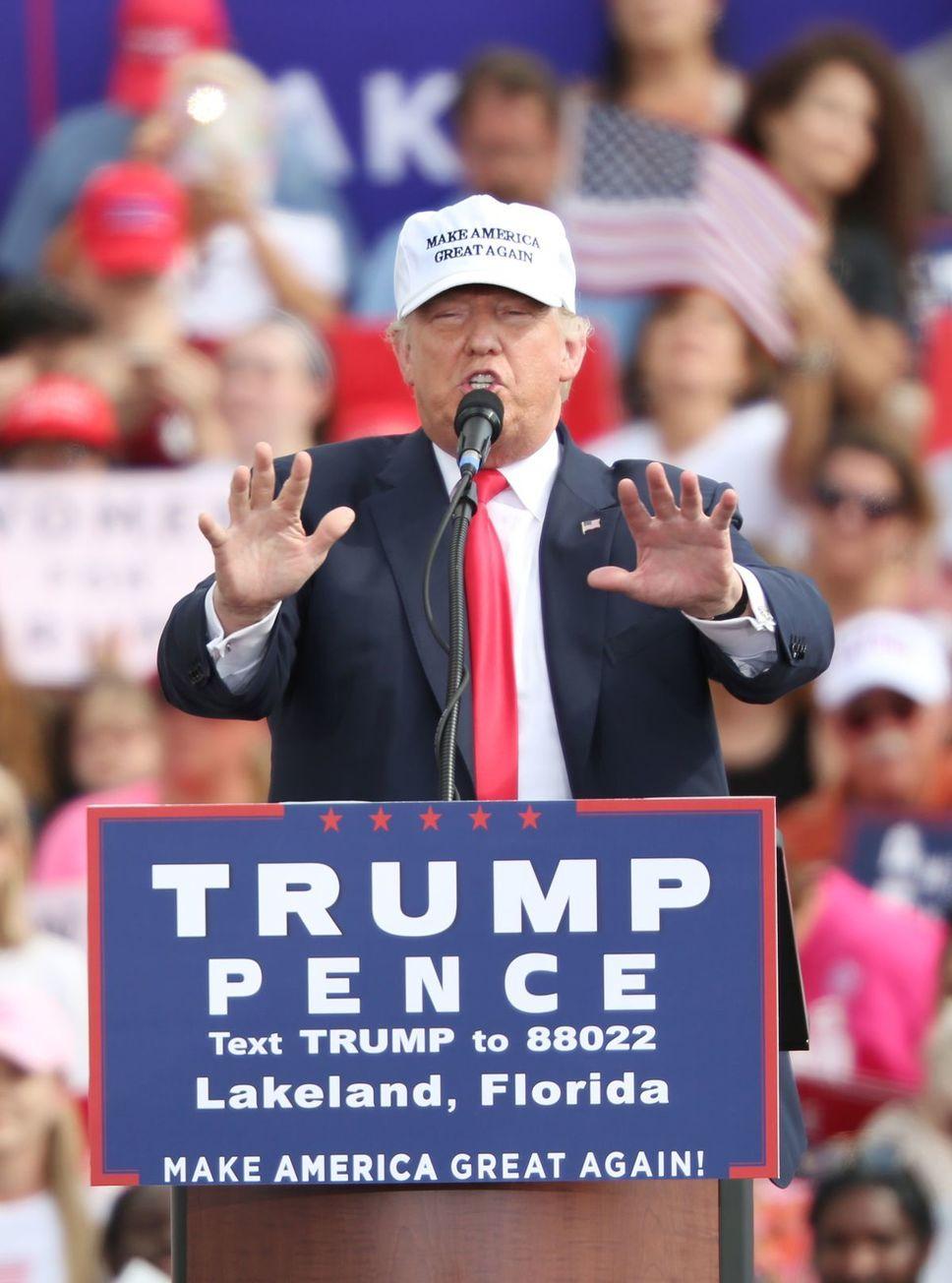 Les femmes qui accusent Donald Trump d'agressions sexuelles