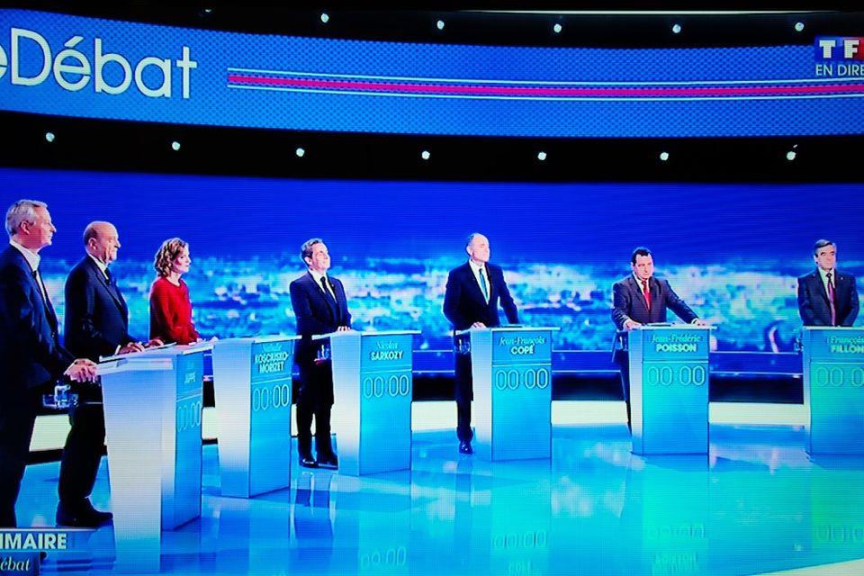 Primaire : un débat, un perdant et des gagnants