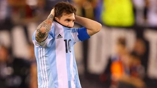 Messi (encore) au coeur d'une polémique avec l'Argentine