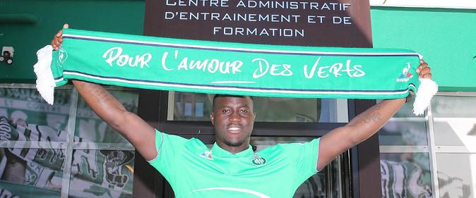 Saint-Etienne : Cheikh Mbengue et Henri Saivet de nouveau opérationnels