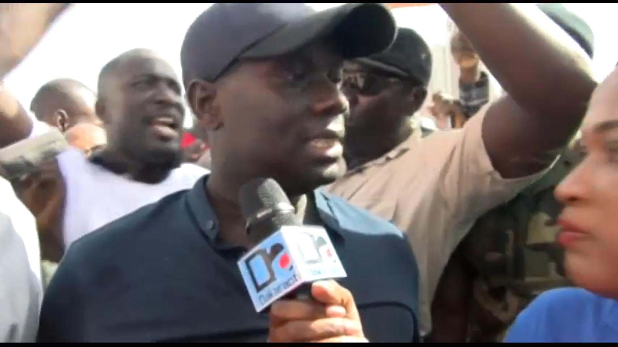 """MALICK GAKOU : """" Y'en a marre de Macky Sall et de sa dictature! """""""