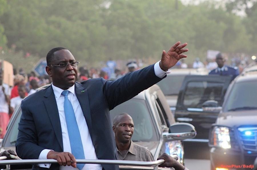 TOURNÉE ECONOMIQUE: Macky Sall à Kédougou, Tamba, Kaffrine et Kaolack à partir de Lundi
