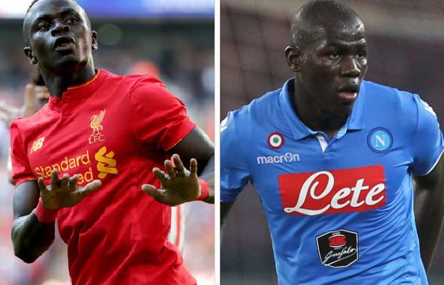 Meilleur joueur africain 2016: Sadio Mane et Kalidou Koulibaly parmi les nominés