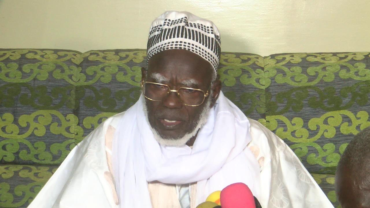 SERIGNE MOUNTAKHA SUR LA MOSQUÉE DE POROKHANE : «  J'ai décidé de suppléer le valeureux Moustapha Yacine Guèye »