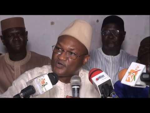 > ABDOU N'DÉNÉ SALL À TOUBA : «Les leaders de l'opposition ont fui come des lapins… Nous ne perdrons plus à Touba! »