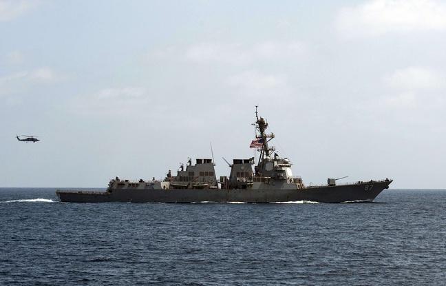 Trois navires militaires américains pourraient avoir été visés par des missiles en mer Rouge