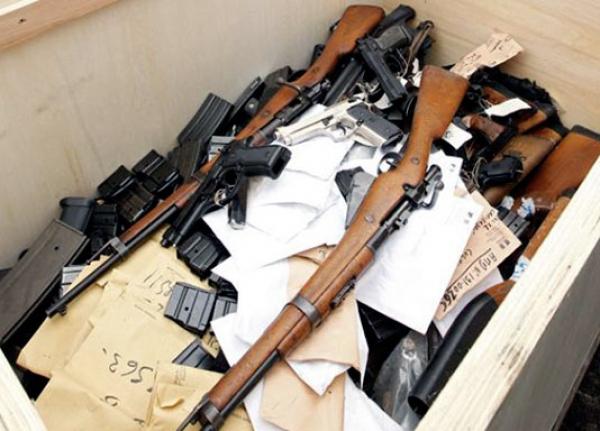Opération de sécurisation : La gendarmerie saisit des armes à Tamba