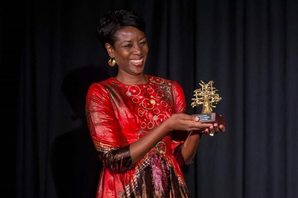 Wari primé par Speak Up Africa - New York - 22 Septembre 2016