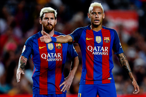 Neymar va prolonger au Barça