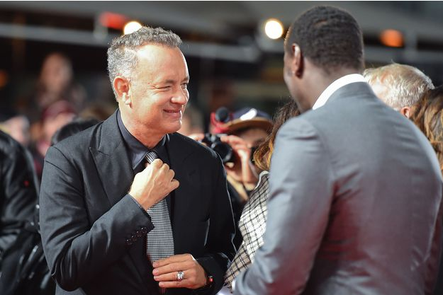 "Pour Tom Hanks, Omar Sy ""sera la plus grande star du monde"""