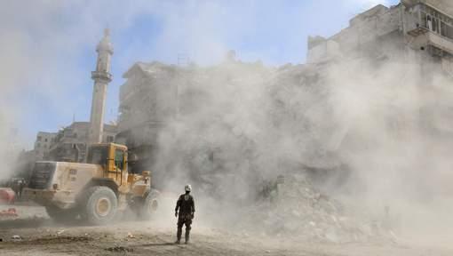 L'armée russe annonce un arrêt des raids aériens sur Alep