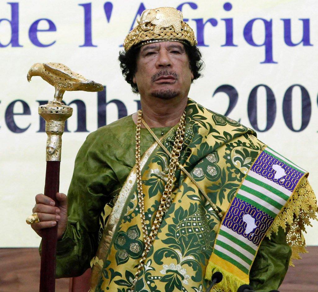 EXCLUSIF/ LE RAPPORT SUR LE COMPLOT CONTRE KHADAFI ET LA LIBYE QUI A FAIT BASCULER L'AFRIQUE DE L'OUEST DANS LE TERRORISME