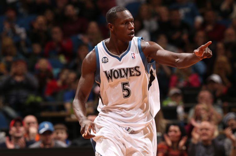 NBA: Minnesota Timberwolves sur le point de prolonger le contrat de Gorgui Dieng