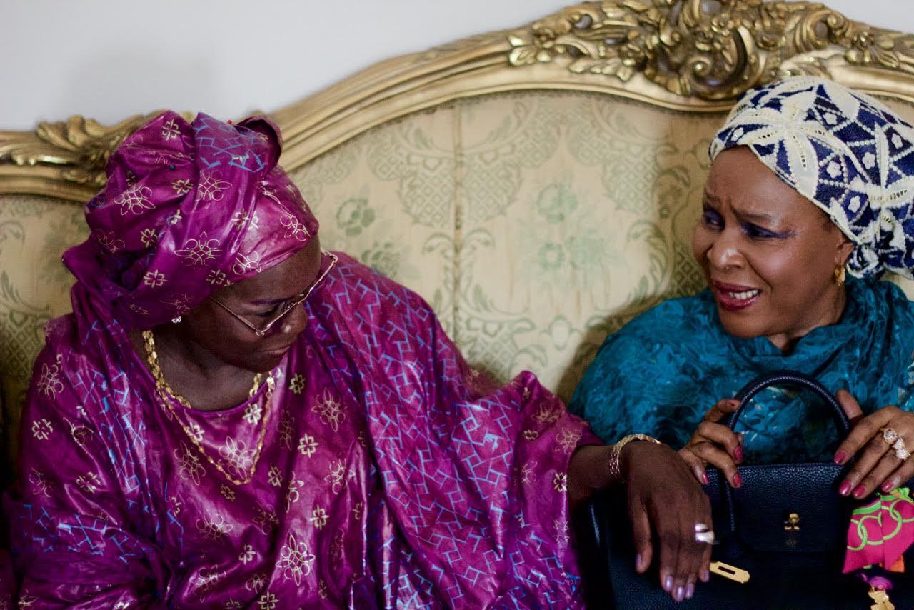 Baptême chez Amsatou Sow Sidibé: Aida Diongue révèle leur parenté et crée une vive émotion