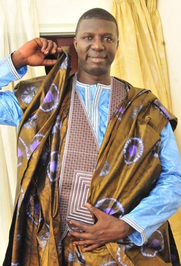 Fallou Dieng, chanteur : «On doit laisser Macky faire deux mandats»