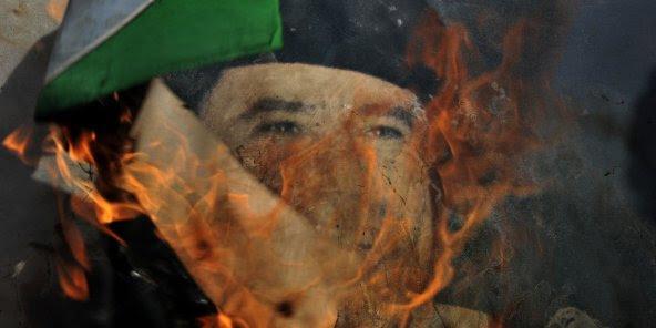 Libye : les derniers jours de Mouammar Kadhafi (Jeune Afrique)