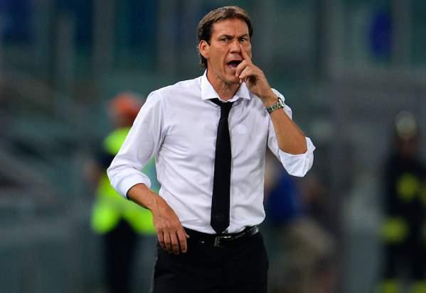 Rudi Garcia, nouvel entraîneur de l'OM : Il sera sur le banc du club dès dimanche pour affronter le PSG au Parc des Princes.