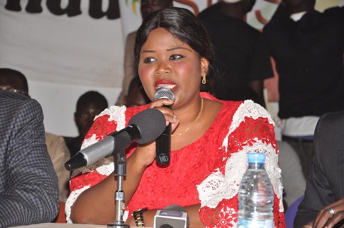 FATOUMATA NIANG BA, Présidente de l'UDES-R sur la Coalition Manko wattu : « Nous avons en face de nous une coalition suspecte et douteuse… »