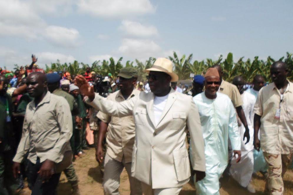 Communiqué du président du Groupe Yellitaaré Ndéma & Ngaynaaka : Ensemble pour une agriculture moderne, facteur de croissance et de stabilité sociale.