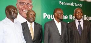 Nomination de Tanor Dieng au HCCT : La Coalition Benno ak Tanor parle de choix pertinent consolidant la coalition BBY