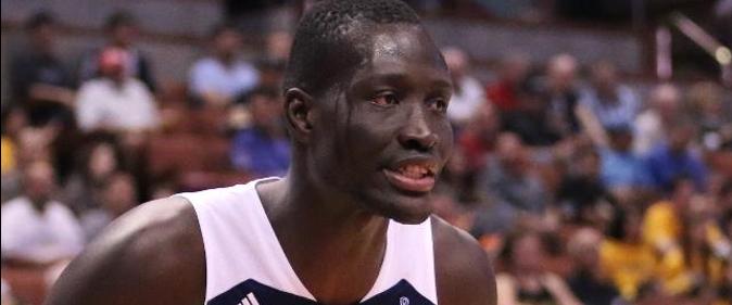 NBA : Détroit recrute le géant sénégalais  Mamadou Ndiaye