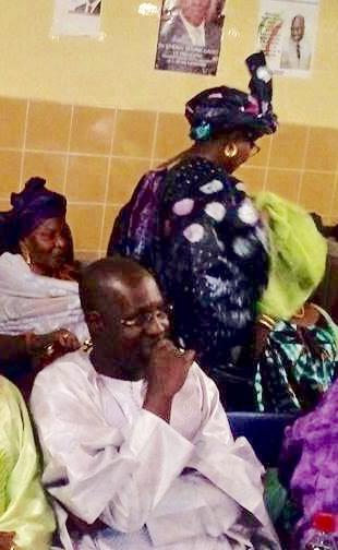 FRANCE/RÉÉLECTION DU PRÉSIDENT MACKY SALL : Abdou Karim Sall a le soutien de ses frères ressortissants d'Orkadiéré