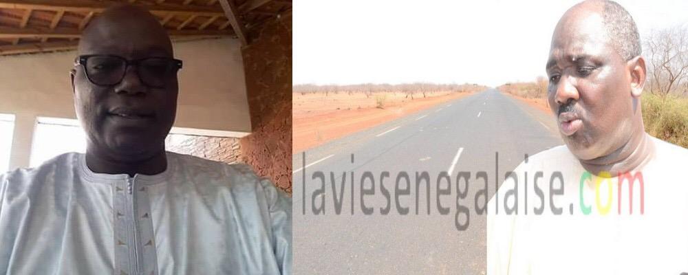 Abou Ndaw plus connu sous le nom de Deneyba est le proche de Farba Ngom qui est décédé lors de l'accident de ce matin