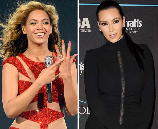 "Beyonce balance : elle n'a ""jamais vraiment aimé"" Kim Kardashian"