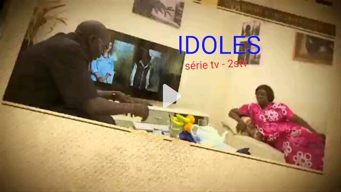 """Lancement de la série """"IDOLES"""" aujourd'hui à 18 heures"""